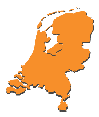 Netherlands Map Set2